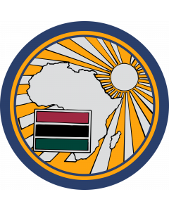 African-American Sleeve Patch
