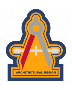 ARCHD - Architecture Sleeve Patch