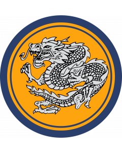 Asian Sleeve Patch