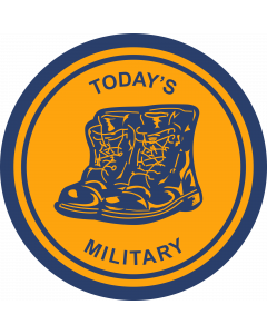 Military Boots Sleeve Patch