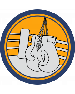Boxing Sleeve Patch