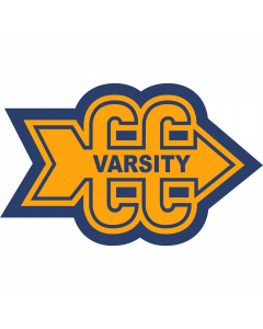 Cross Country Sleeve Patch