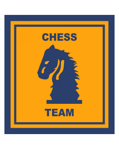 Chess Sleeve Patch