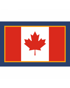 Flag of Canada Sleeve Patch