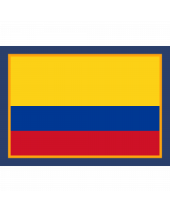 Flag of Columbia Sleeve Patch