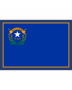 Flag of Nevada Sleeve Patch