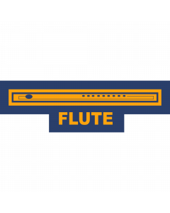 Flute Sleeve Patch
