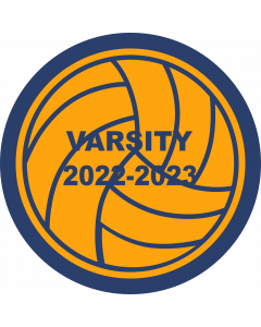 NVBALL - New Volleyball Sleeve Patch