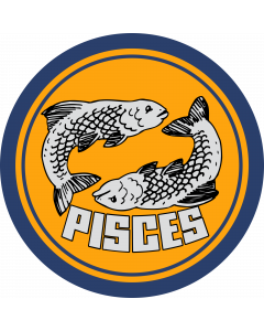 Pisces Sleeve Patch