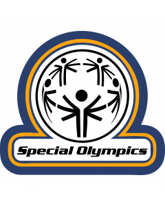 SPOLY - Special Olympics Sleeve Patch