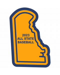 State of Delaware Sleeve Patch