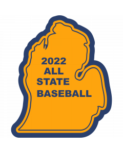 State of Michigan Sleeve Patch