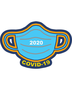 COVID-19 Face Mask Patch