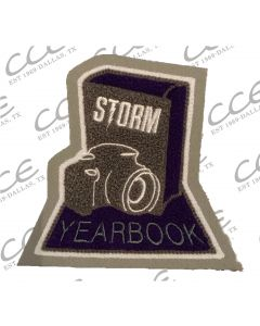 Klein Cain Yearbook Sleeve Patch