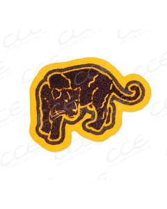 Carver HS Panthers Sleeve Mascot