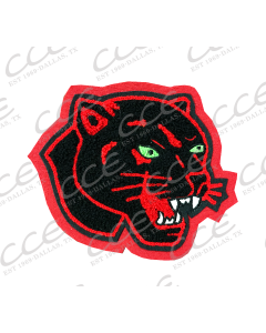 Colleyville Heritage HS Panther Sleeve Mascot
