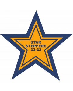 5STAR - 5-Point Star Sleeve Patch