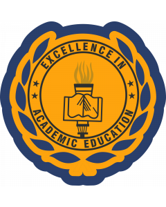 ACADS - Academic Seal Sleeve Patch