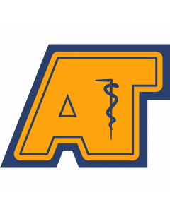 ATHTRN - Athletic Trainer Sleeve Patch