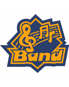 Band Patch Sleeve Patch