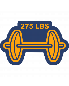 BARBL - Barbell Sleeve Patch