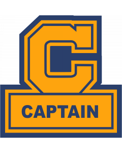 Captain Sleeve Patch