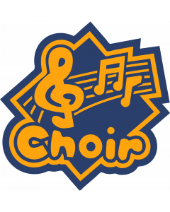 Choir Patch Sleeve Patch