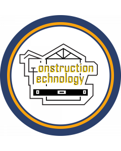 CONSTR - Construction Sleeve Patch