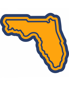 State of Florida Sleeve Patch