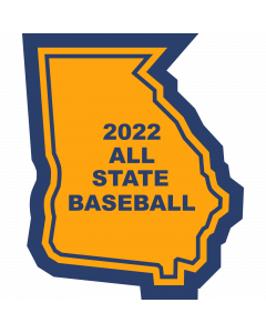 State of Georgia Sleeve Patch
