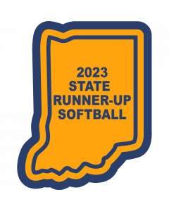 State of Indiana Sleeve Patch