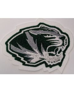 Neches HS Tiger Head Sleeve Mascot